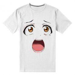 Мужская стрейчевая футболка emotion 2