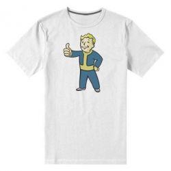 Мужская стрейчевая футболка Fallout Boy - FatLine