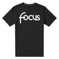 Мужская стрейчевая футболка Focus - FatLine