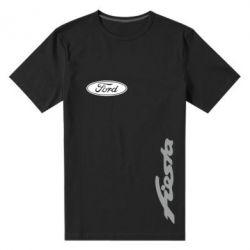 Мужская стрейчевая футболка Ford Fiesta - FatLine
