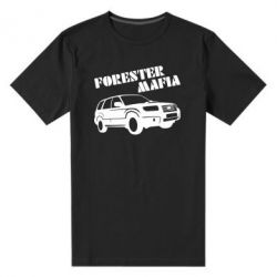 Мужская стрейчевая футболка Forester Mafia