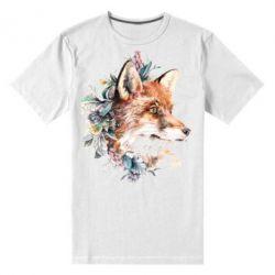 Чоловіча стрейчова футболка Fox Art