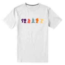 Мужская стрейчевая футболка Futurama - FatLine