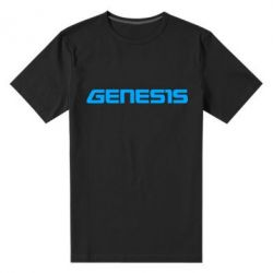 Мужская стрейчевая футболка GENESIS - FatLine