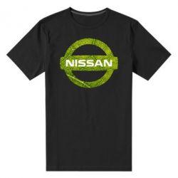 Мужская стрейчевая футболка Green Line Nissan