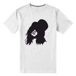 Мужская стрейчевая футболка Guns n' Roses Slash - FatLine