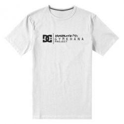 Мужская стрейчевая футболка Gymkhana Project Ken Block - FatLine
