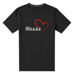 Мужская стрейчевая футболка H - FatLine