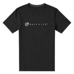 Мужская стрейчевая футболка Half-Life 2 - FatLine
