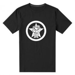 Мужская стрейчевая футболка Happy Tree Friends - FatLine