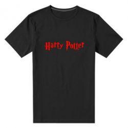 Мужская стрейчевая футболка Harry Potter - FatLine