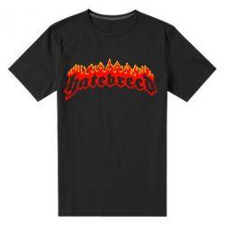 Мужская стрейчевая футболка Hatebreed - FatLine
