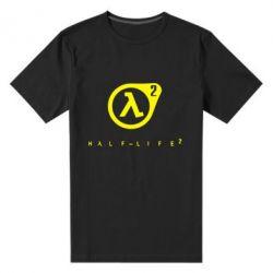 Мужская стрейчевая футболка HL - FatLine