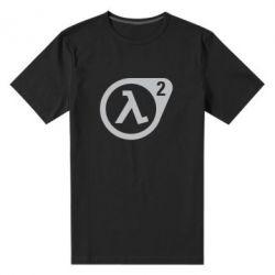 Мужская стрейчевая футболка HL2 - FatLine