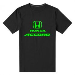 Мужская стрейчевая футболка Honda Accord - FatLine