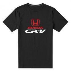 Мужская стрейчевая футболка Honda CR-V - FatLine