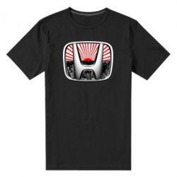 Мужская стрейчевая футболка Honda JDM