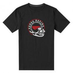 Мужская стрейчевая футболка Honda Racing - FatLine
