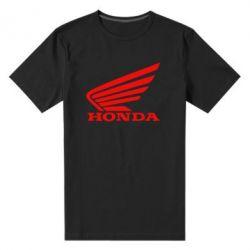 Мужская стрейчевая футболка Honda - FatLine