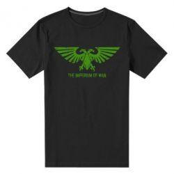 Мужская стрейчевая футболка Imperium of Man - Warhammer 40K - FatLine