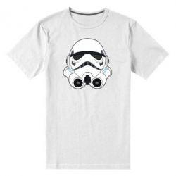 Мужская стрейчевая футболка Имперский штурмовик - FatLine