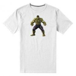 Мужская стрейчевая футболка Incredible Hulk