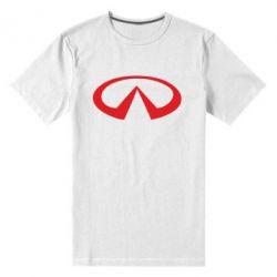 Мужская стрейчевая футболка Infinity - FatLine