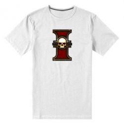 Мужская стрейчевая футболка инквизиция warhammer - FatLine