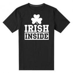 Мужская стрейчевая футболка Irish Inside