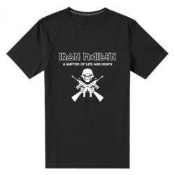 Мужская стрейчевая футболка Iron Maiden - FatLine