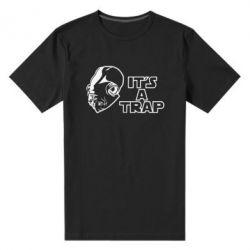 Мужская стрейчевая футболка It's a TRAP - FatLine