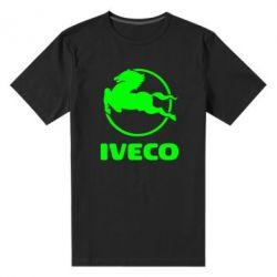 Мужская стрейчевая футболка IVECO - FatLine