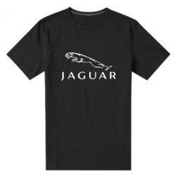 Мужская стрейчевая футболка Jaguar - FatLine