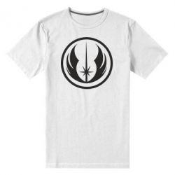 Мужская стрейчевая футболка Jedi Order - FatLine