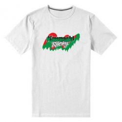 Мужская стрейчевая футболка Kawasaki Racing