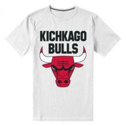 Мужская стрейчевая футболка Kichkago Bulls