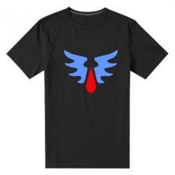 Мужская стрейчевая футболка Кровавые Ангелы - WarHammer - FatLine