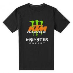 Мужская стрейчевая футболка KTM Monster Enegry - FatLine