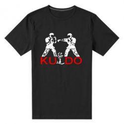 Мужская стрейчевая футболка Kudo Fight - FatLine