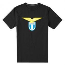 Мужская стрейчевая футболка Lazio - FatLine