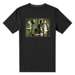 Мужская стрейчевая футболка Left 4 Dead 2 - FatLine