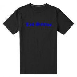 Мужская стрейчевая футболка Los Santos - FatLine