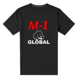 Мужская стрейчевая футболка M-1 Global - FatLine