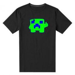 Мужская стрейчевая футболка Mad Player - FatLine