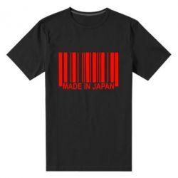 Мужская стрейчевая футболка Made in Japan - FatLine