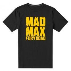 Мужская стрейчевая футболка MadMax - FatLine