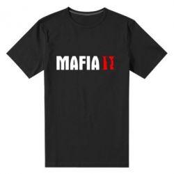 Мужская стрейчевая футболка Mafia 2 - FatLine