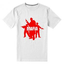 Мужская стрейчевая футболка Mafia - FatLine