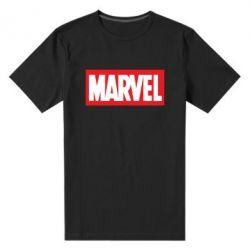 Мужская стрейчевая футболка MARVEL - FatLine
