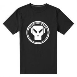 Мужская стрейчевая футболка metalheadz - FatLine
